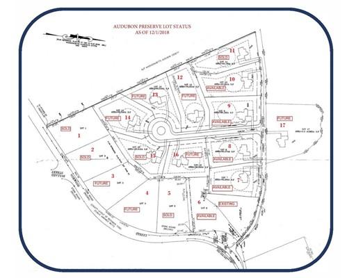 Lot 7 Everett Street Sharon MA 02067