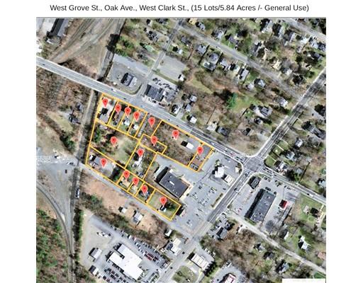 W Clark St/West Grove Street Middleboro MA 02346