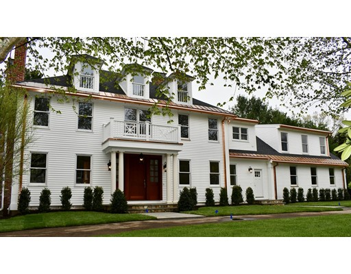 56 Laurel Road, Weston, MA