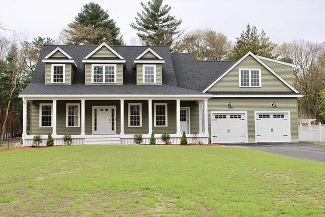 63 Bellflower Rd, Billerica, MA, 01821, Middlesex Home For Sale