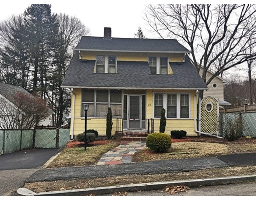 22 Hillside Avenue, Arlington, MA