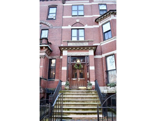 86 Marlborough Street Boston MA 02116