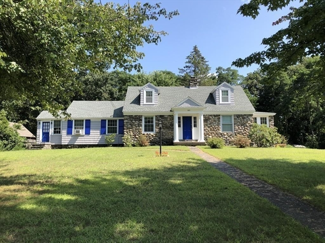 163 Pond Street, Georgetown, MA, 01833, Essex Home For Sale