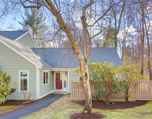 39 Fifer Lane, Lexington, MA, 02420, Middlesex Home For Sale