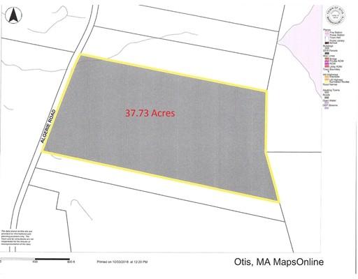 Lot 18 Algerie Road, Otis, MA 01253