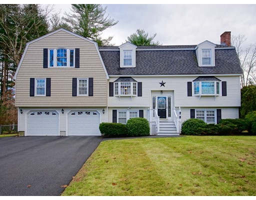 41 Barry Drive, Tewksbury, MA