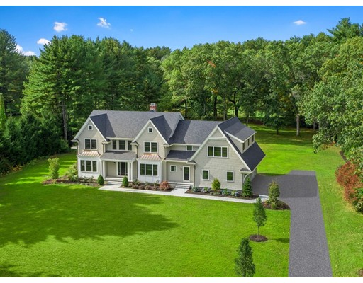 15 Laurel Road, Weston, MA