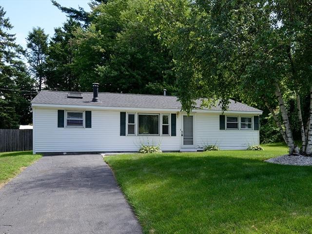 165 Sunridge Drive Springfield MA 01118