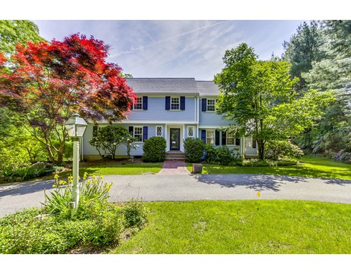 52 Arrowhead Road, Weston, MA