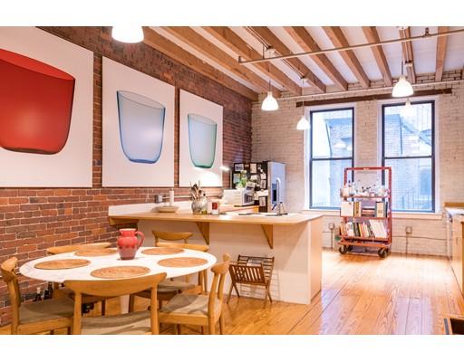 107 South Street 5C Boston MA 02111 | MLS 72437700