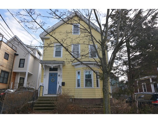 75 Irving Street Somerville MA 02144
