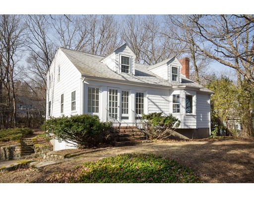 338 Conant Road, Weston, MA