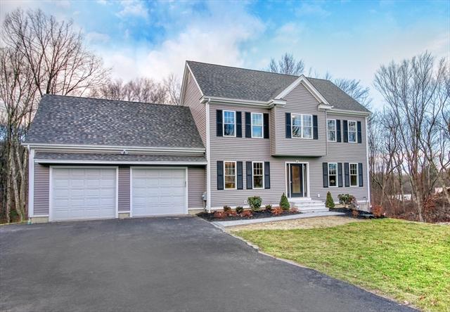 3 Connor Lane, Bellingham, MA, 02019, Norfolk Home For Sale