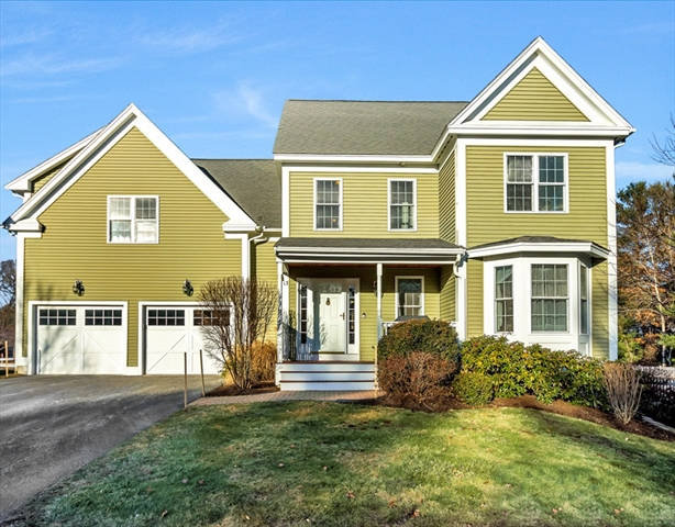 13 Orchard Drive, Stow, MA, 01775, Middlesex Home For Sale