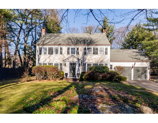 8 Pelham Road, Weston, MA