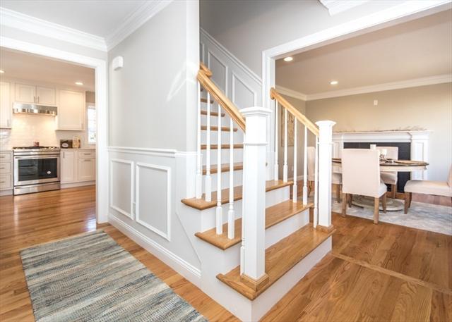 166 Warren Street, Needham, MA, 02492, Norfolk Home For Sale