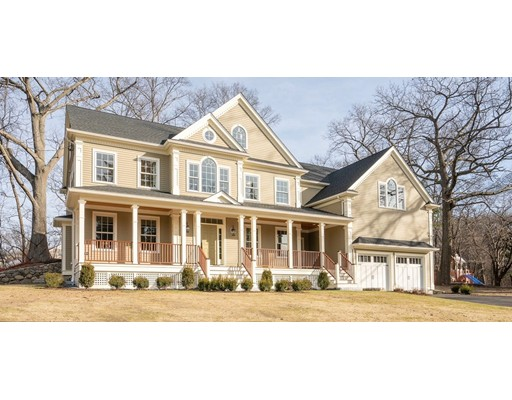 4 Peachtree Road, Lexington, MA