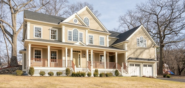4 Peachtree Rd, Lexington, MA, 02420, Middlesex Home For Sale