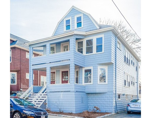 28 Sterling Street, Somerville, MA 02144