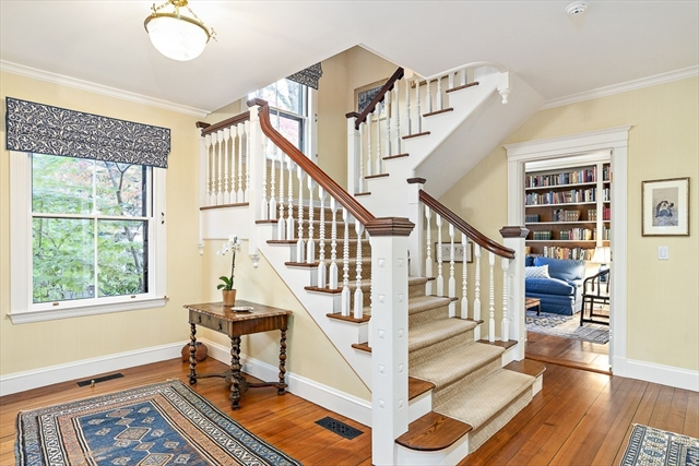 8 Hubbard Park Rd, Cambridge, MA, 02138, Middlesex Home For Sale
