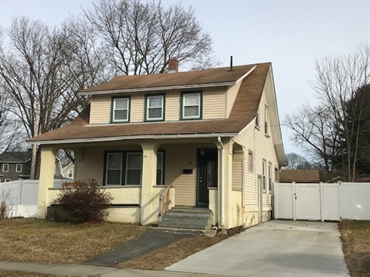 23 Western Ave, Greenfield, MA<br>$153,500.00<br>0.17 Acres, 3 Bedrooms