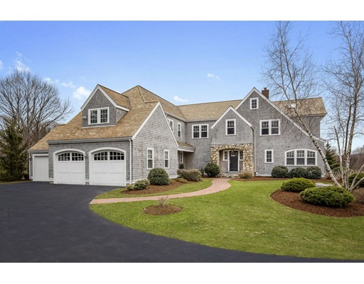 4 Fletcher Steele Way, Milton, MA