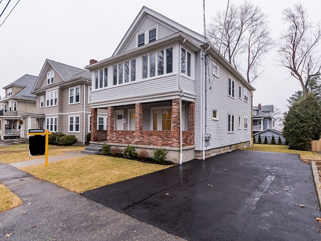 92 Beechwood Ave., Watertown, MA, 02472, Middlesex Home For Sale