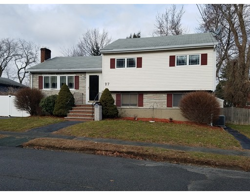 27 Batchelder Avenue, Peabody, MA