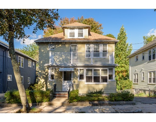35 Mendelssohn Street, Boston, MA 02131