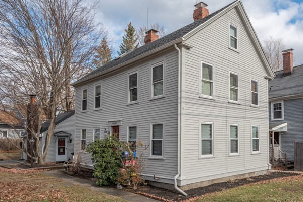 17 Andover Street, Georgetown, MA, 01833, Essex Home For Sale