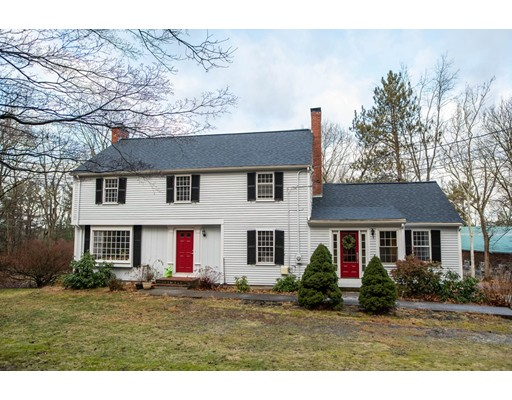 120 Old Connecticut Path, Wayland, MA