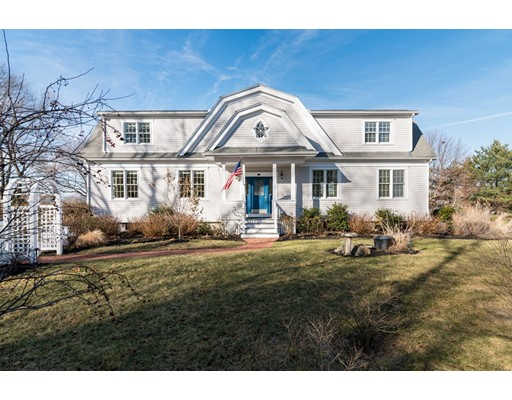 12 Brewer Beach Road, Hingham, MA