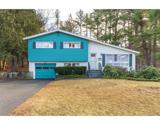 22 Sunset Avenue, North Reading, Ma