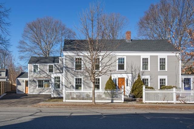 40 Marlboro St, Newburyport, MA, 01950, Essex Home For Sale