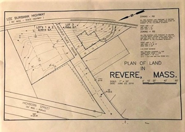 0 Winthrop Place, Revere, MA, 02151, Revere Home For Sale