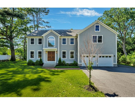 2 Holton Road, Lexington, MA