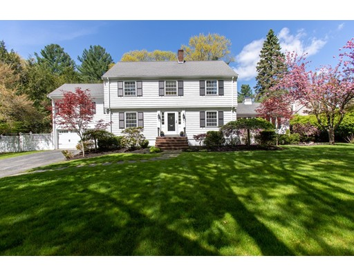 1 Chatham Circle, Wellesley, MA