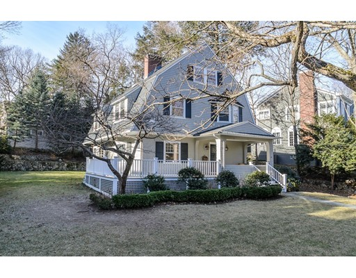 40 Chestnut Street, Wellesley, MA