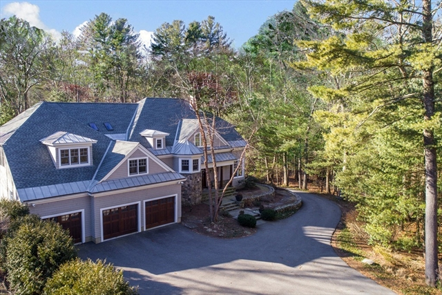 136 Weston Road, Lincoln, MA, 01773, Middlesex Home For Sale
