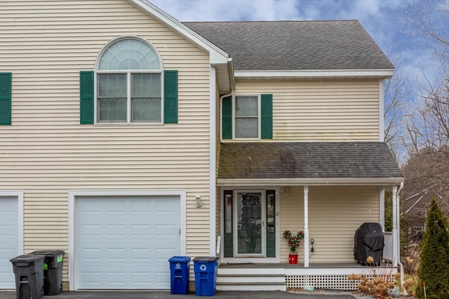 12 Drew Pl, Woburn, MA, 01801, Middlesex Home For Sale