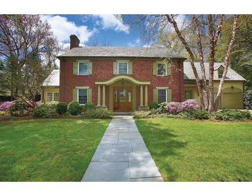 131 Laurel Road, Brookline, MA