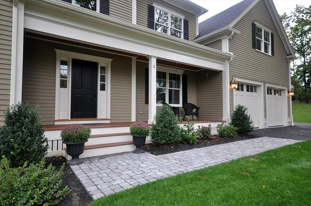 2 Parker Road, Bedford, MA, 01730, Middlesex Home For Sale