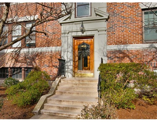 403 Washington Street, Brookline, MA 02446