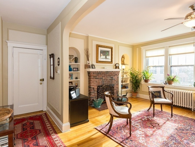 403 Washington St, Brookline, MA, 02446, Norfolk Home For Sale