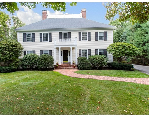 3 Hewins Farm Road, Wellesley, MA
