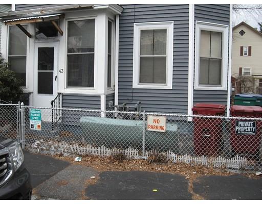 43 Shaffer Street, Lowell, MA 01854