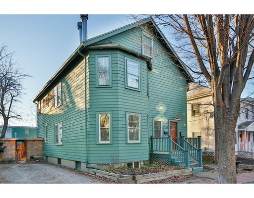 156 Raymond Street, Cambridge, MA 02140