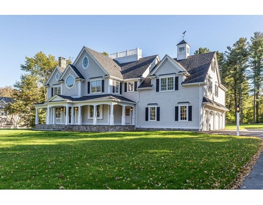 11 Old Farm Road, Dover, MA