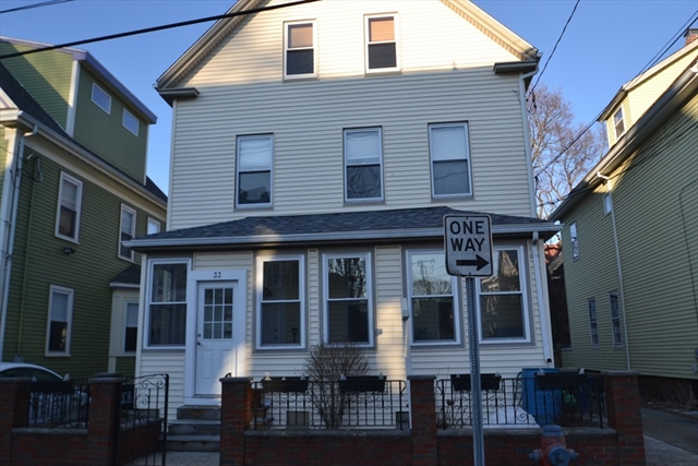 33 Hudson Street, Somerville, MA, 02143, Middlesex Home For Sale