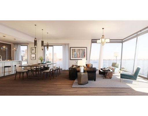 300 Pier 4 Boulevard, Unit 5C, Boston, MA 02210